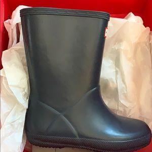 Girls Hunter Rain Boots